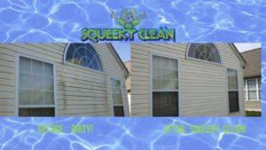 Soft Wash House Washing