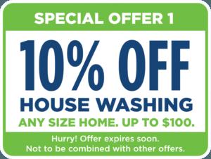 House Washing Coupon