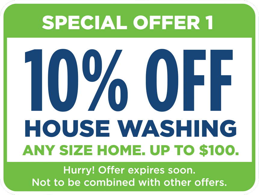 House Washing Coupon